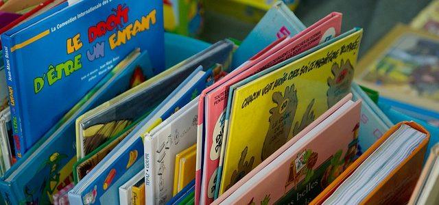 Kinderbücherflohmarkt 2019